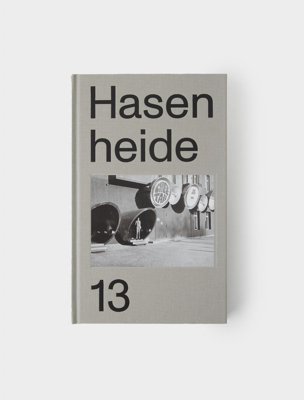 Hasenheide 13 - Sammlung Wemhöner. Jovis Verlag.