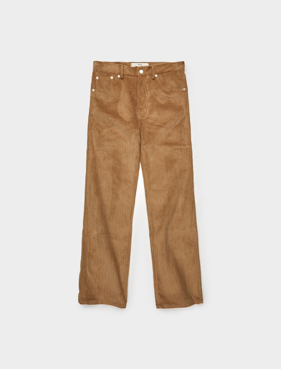 ST-DC SEFR SIN TROUSER DRIED COCOA