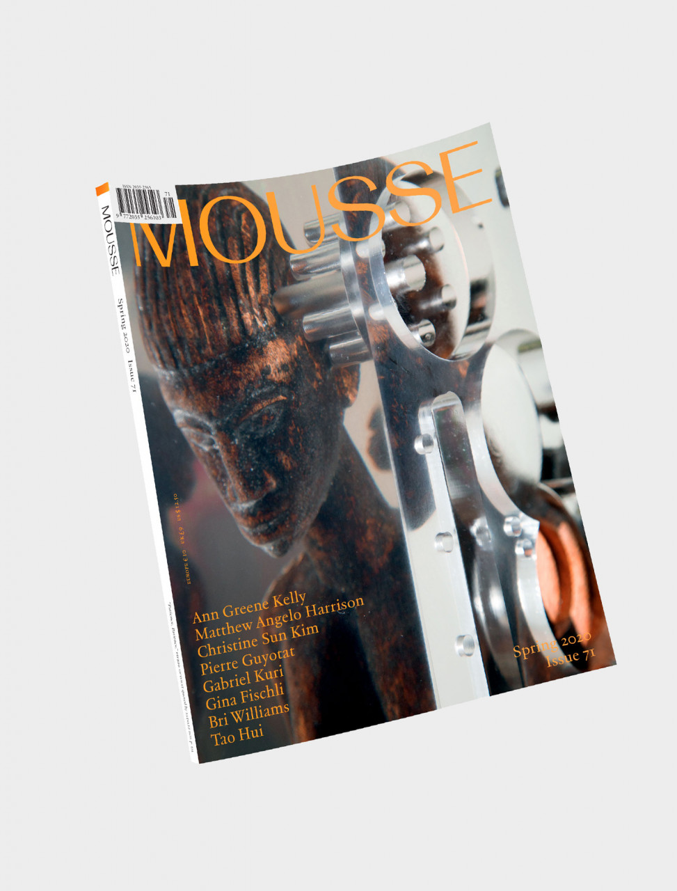 Mousse Magazine - Spring 2020 - Issue #71