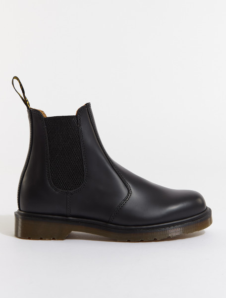 123-11853001 DR MARTENS 11853001 2976 CHELSEA BOOT BLACK SMOOTH