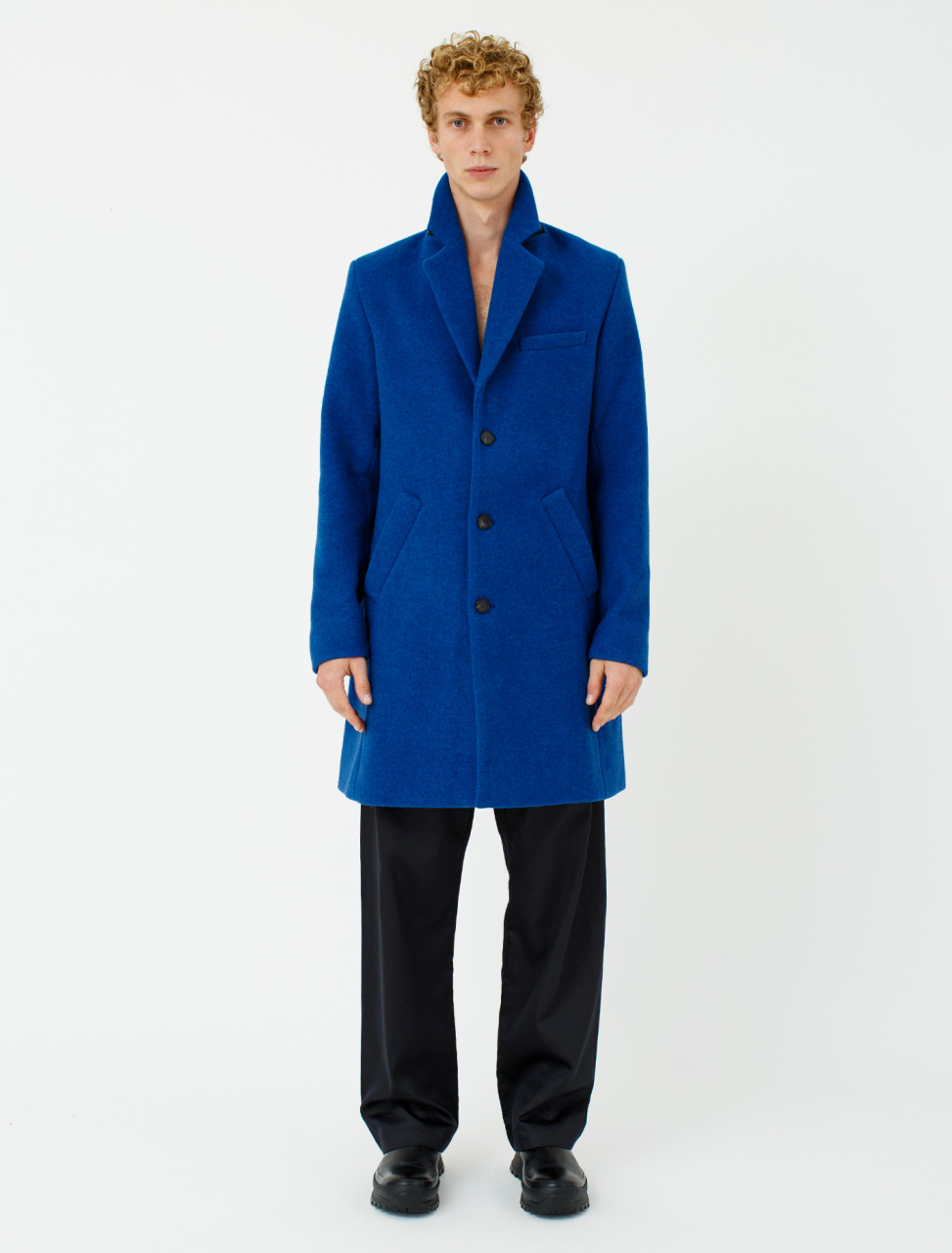 Don Carlo Coat
