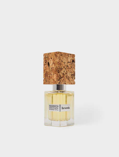 Baraonda by Nasomatto is a result of a quest to evoke powerful and mighty whisper of an olfactory stirring, which magically rejoins the whole and nothing.