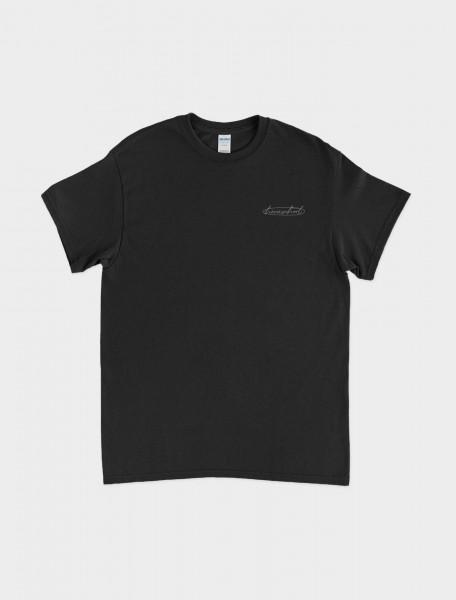 352-NYC-BLACK HOMESCHOOL New York City T-Shirt
