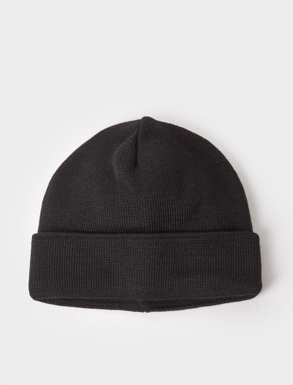 309200 ALASKA WOOL MIX BEANIE BLACK
