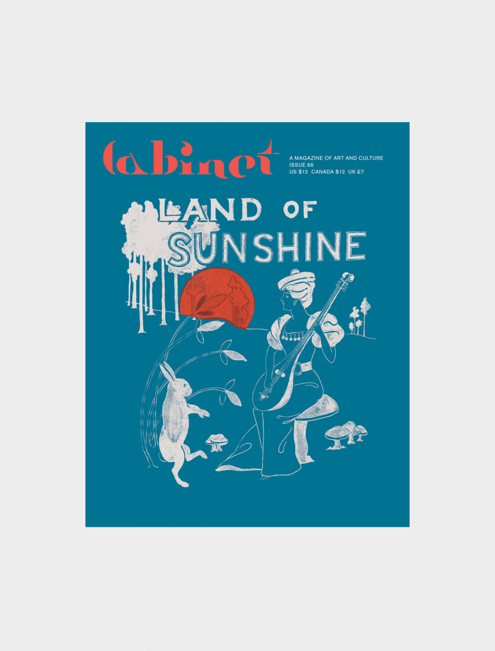Cabinet Magazine Cabinet Issue #66 - Land of Sunshine