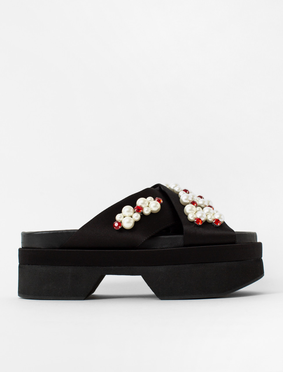 Simone Rocha Japanese Slide with Beading