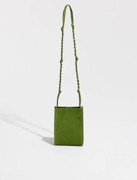 JSPT853173_WTB69150N_325 JIL SANDER TANGLE SMALL BAG IN SPRING GREEN