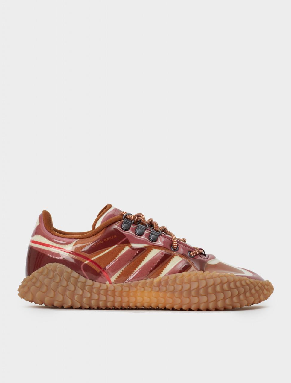 Adidas x Craig Green POLTA AKH I Sneaker in Brown