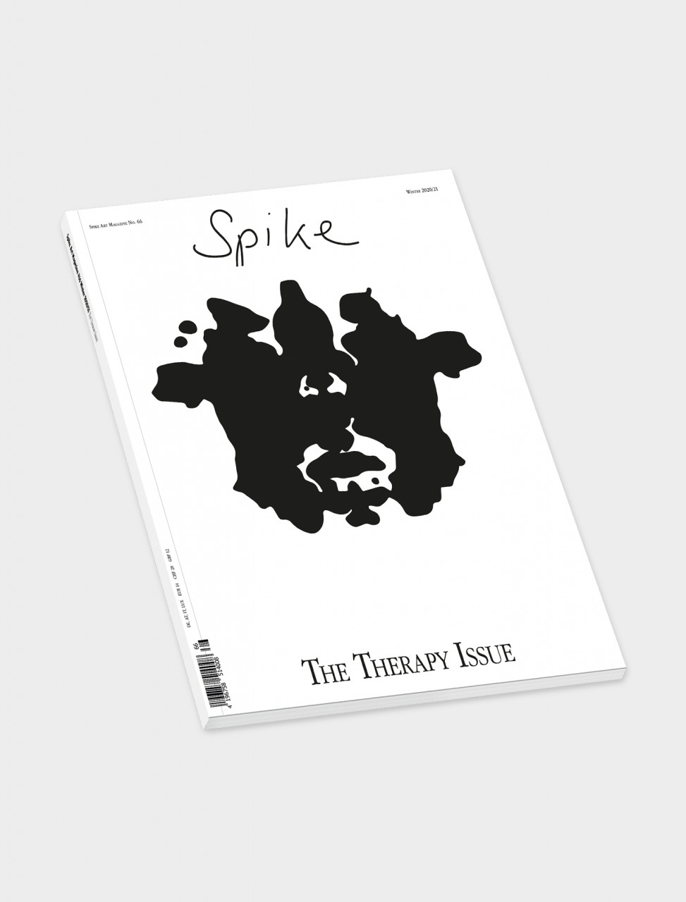 419675851400866 SPIKE MAGAZINE 66 THERAPY ISSUE