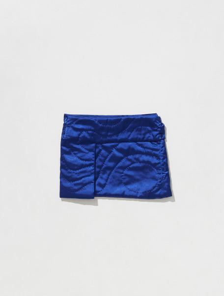 34006 CULT FORM YORGAN MINI SKIRT IN DARK BLUE