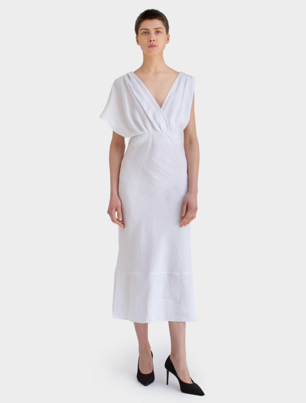 Miu Miu Linen Dress