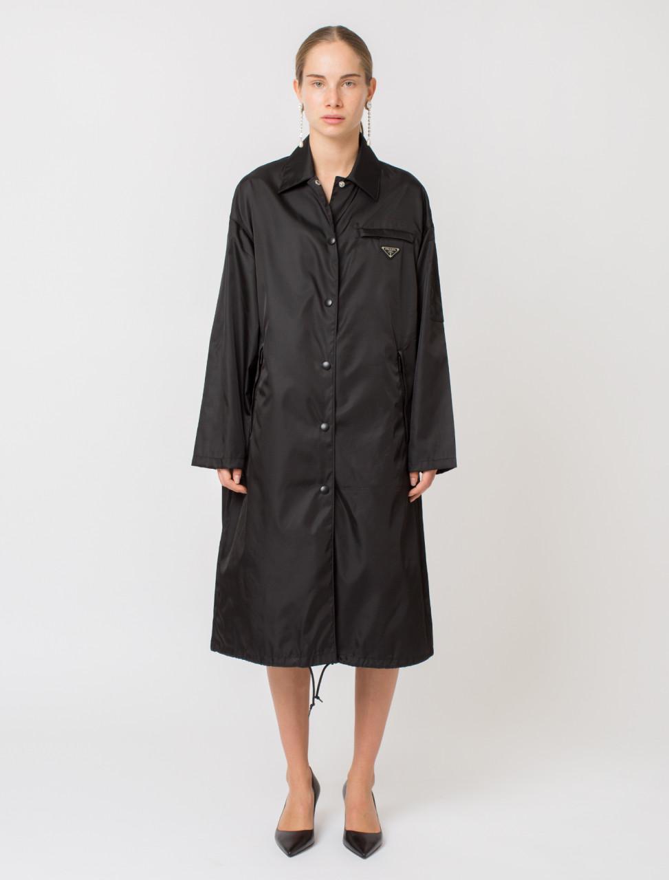Gabardine Nylon Coat