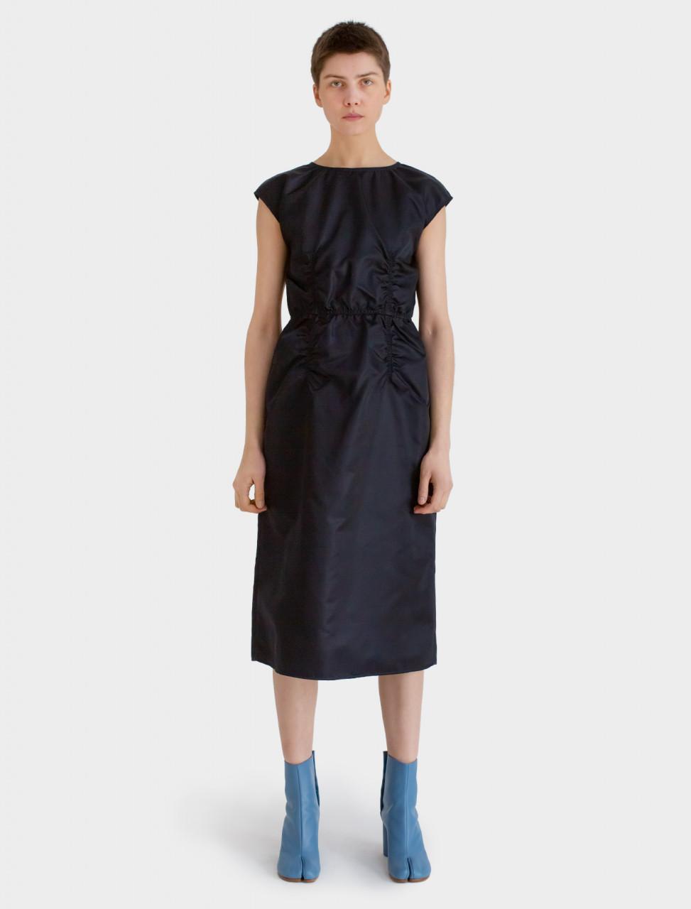 Sleevless Dress in Blue