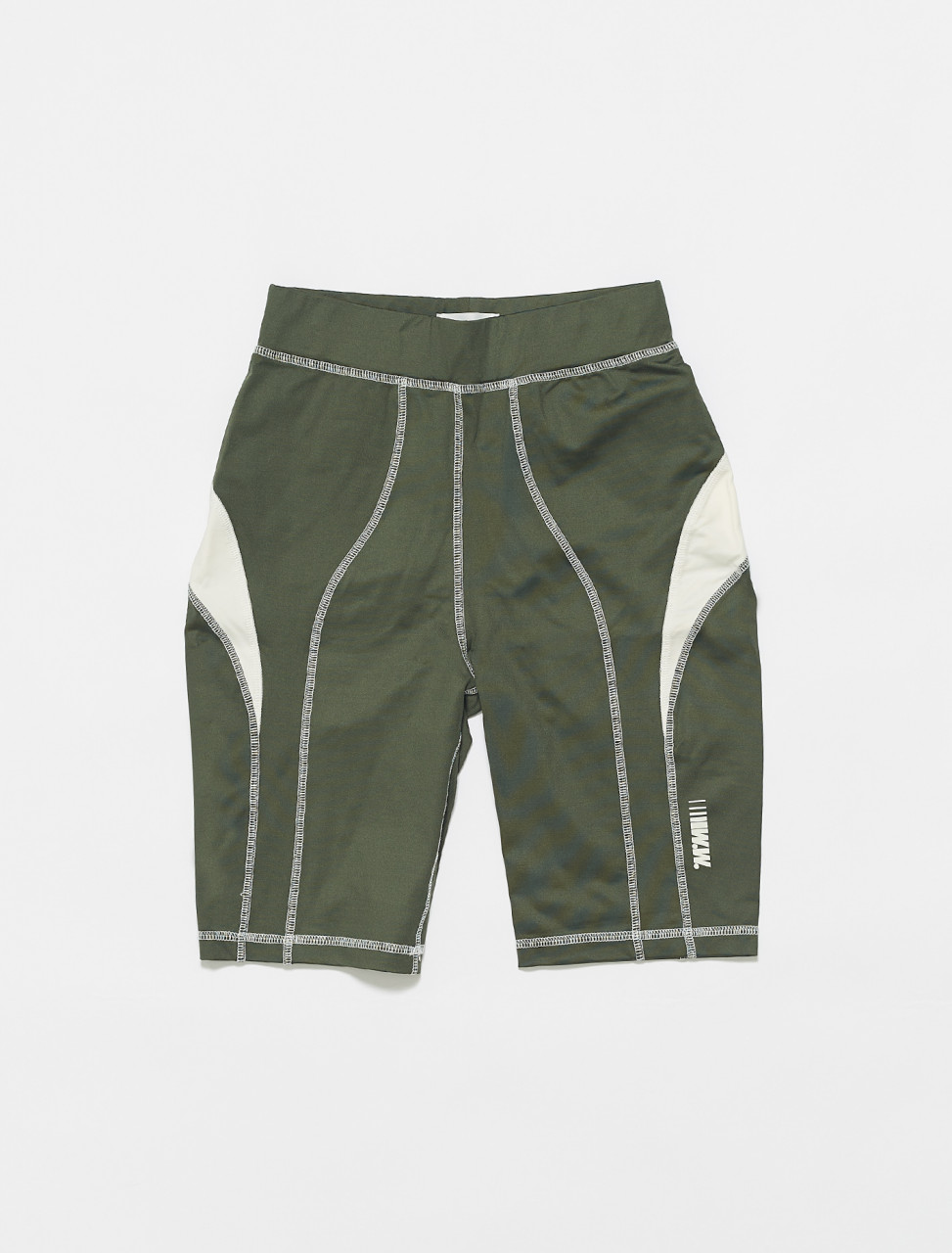 325-12011802-2478 WOOD WOOD ELENA SHORTS DARK GREEN