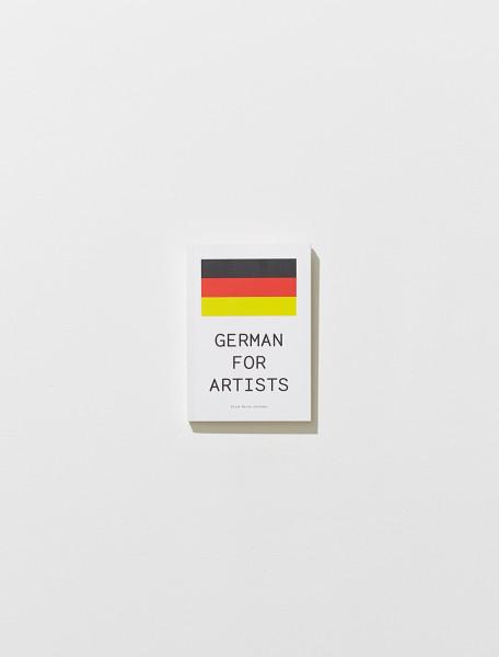 9783943196313 GERMAN FOR ARTIST
