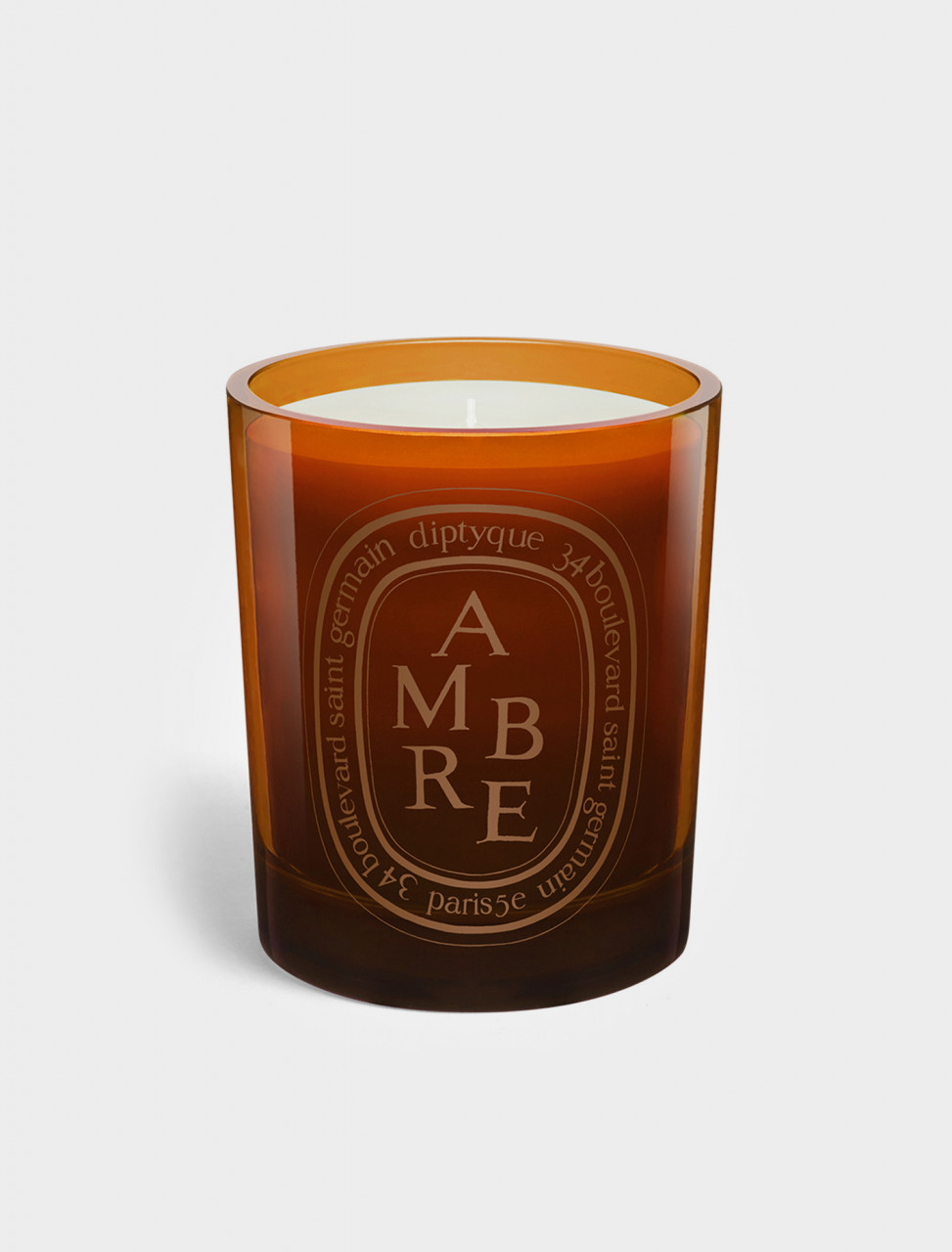 337-ABA2 DIPTYQUE AMBRE AMBER CANDLE