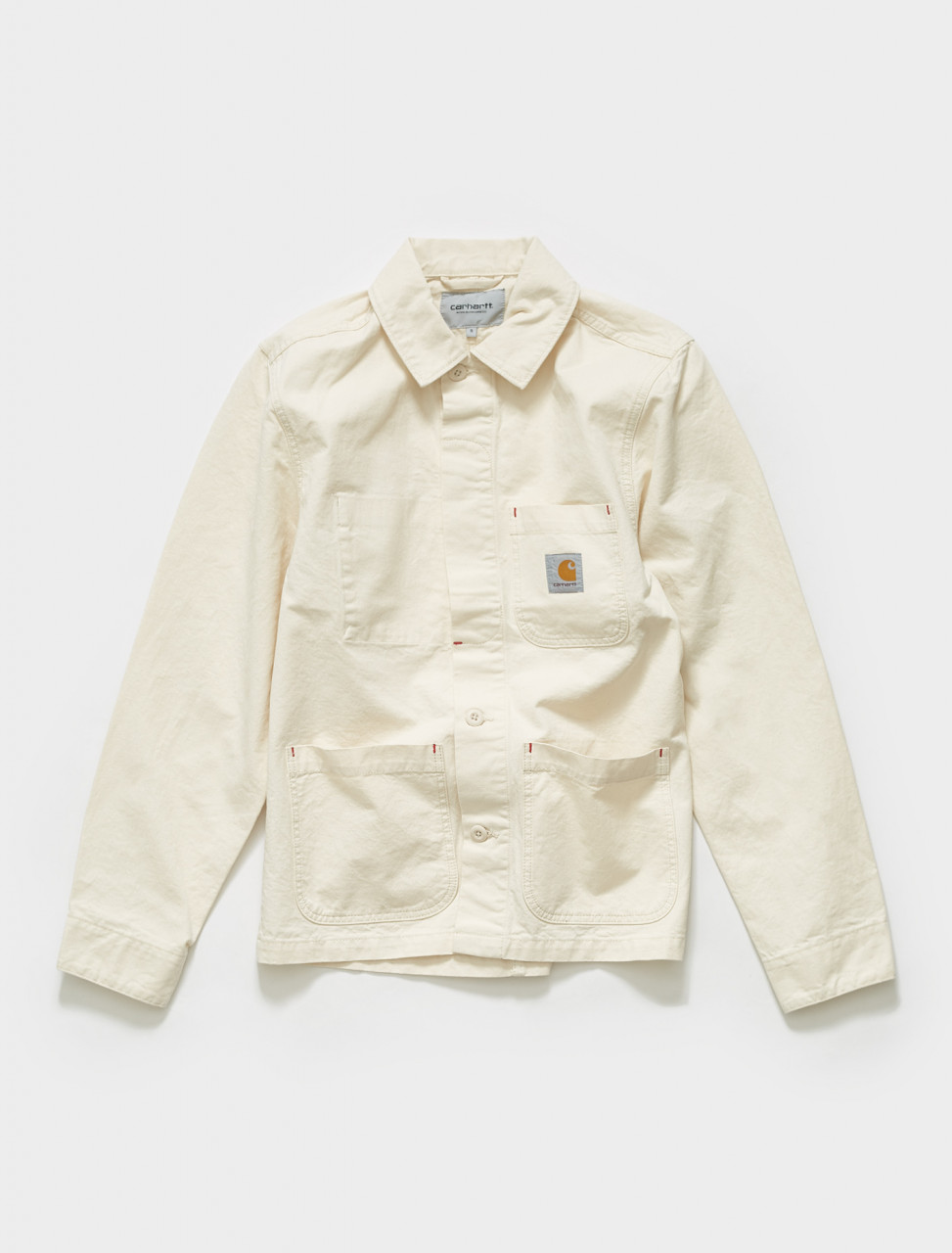 I029119-05 CARHARTT WIP WESLEY JACKET IN NATURAL