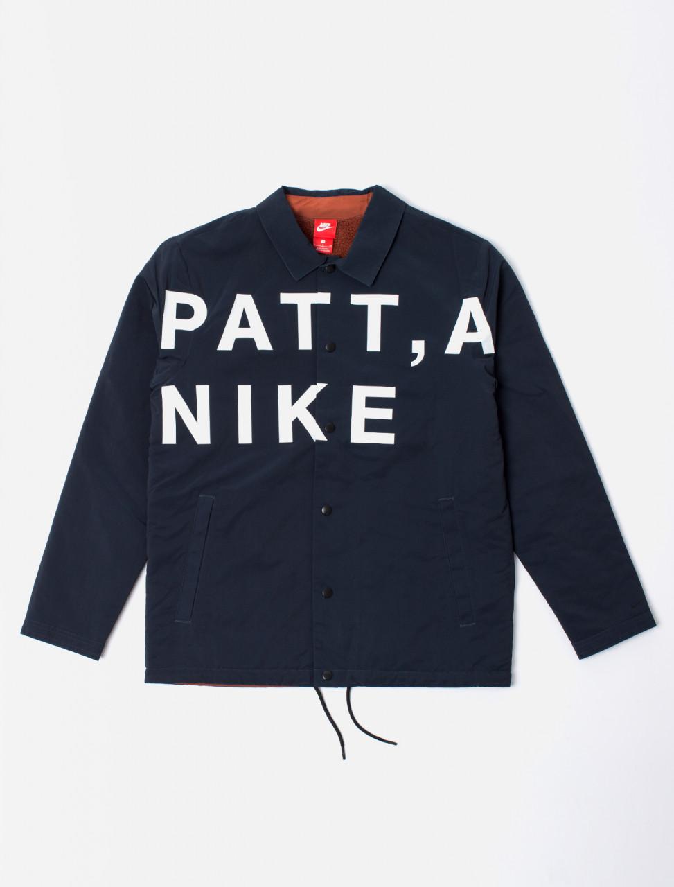 Patta Coach Jacket