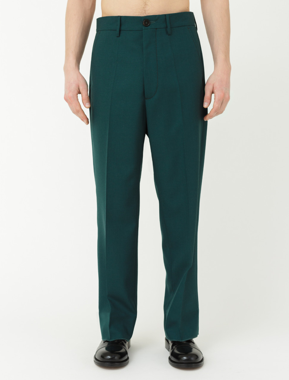 Trousers in Green