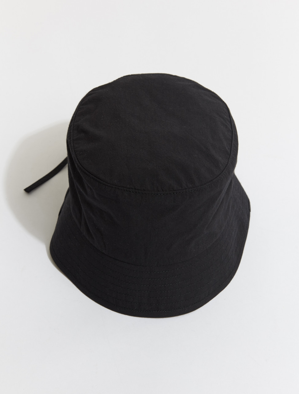CGSS21CWOHAT01 CRAIG GREEN LACED BUCKET HAT IN BLACK