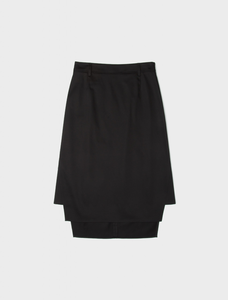 Sateen Skirt