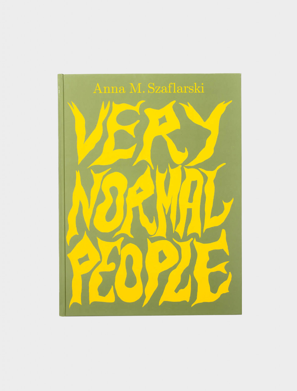 9783964360151 VERY NORMAL PEOPLE Anna Szaflarski