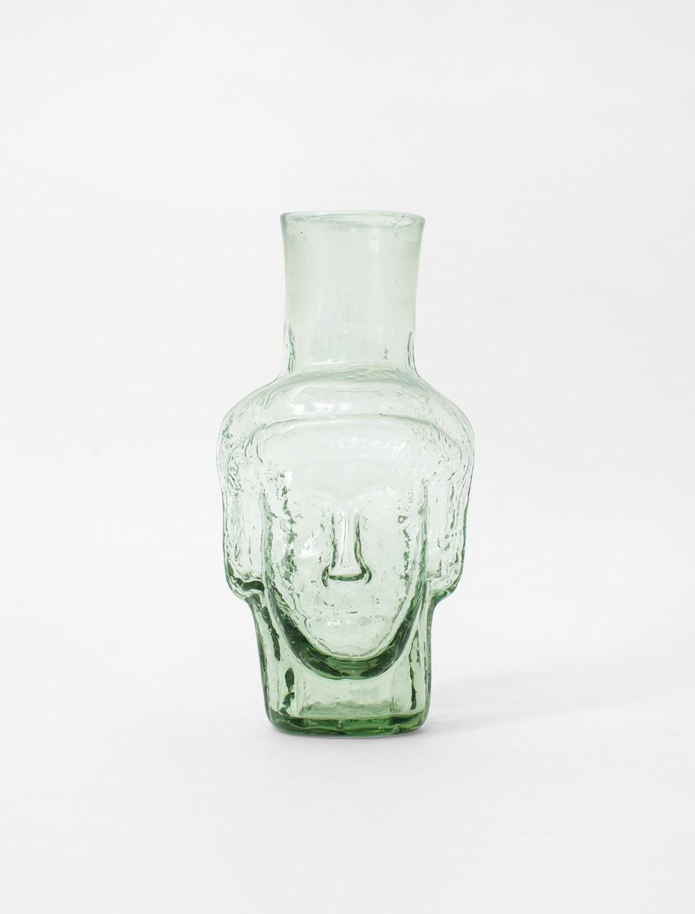 Youngman Oldman Vase