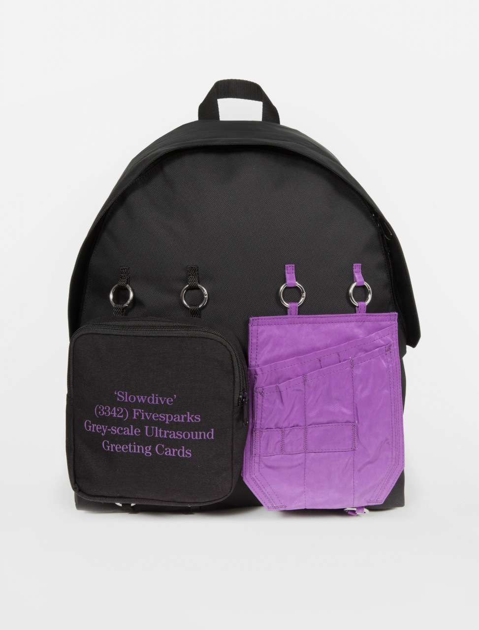 RS Padded Double Pocket Backpack
