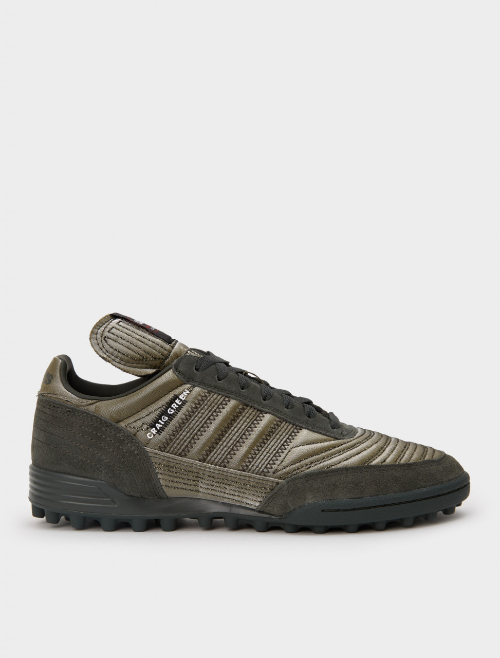 105-FY7695 ADIDAS CRAIG GREEN KONTUUR III LEGEND EARTH CORE BLACK