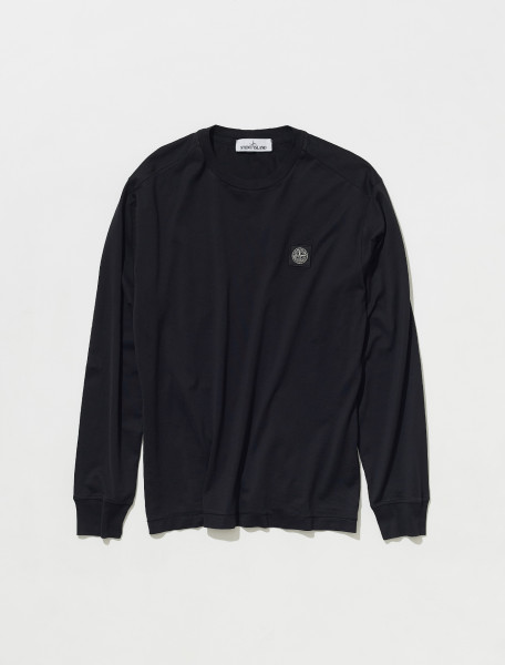 Long Sleeve T-Shirt in Black
