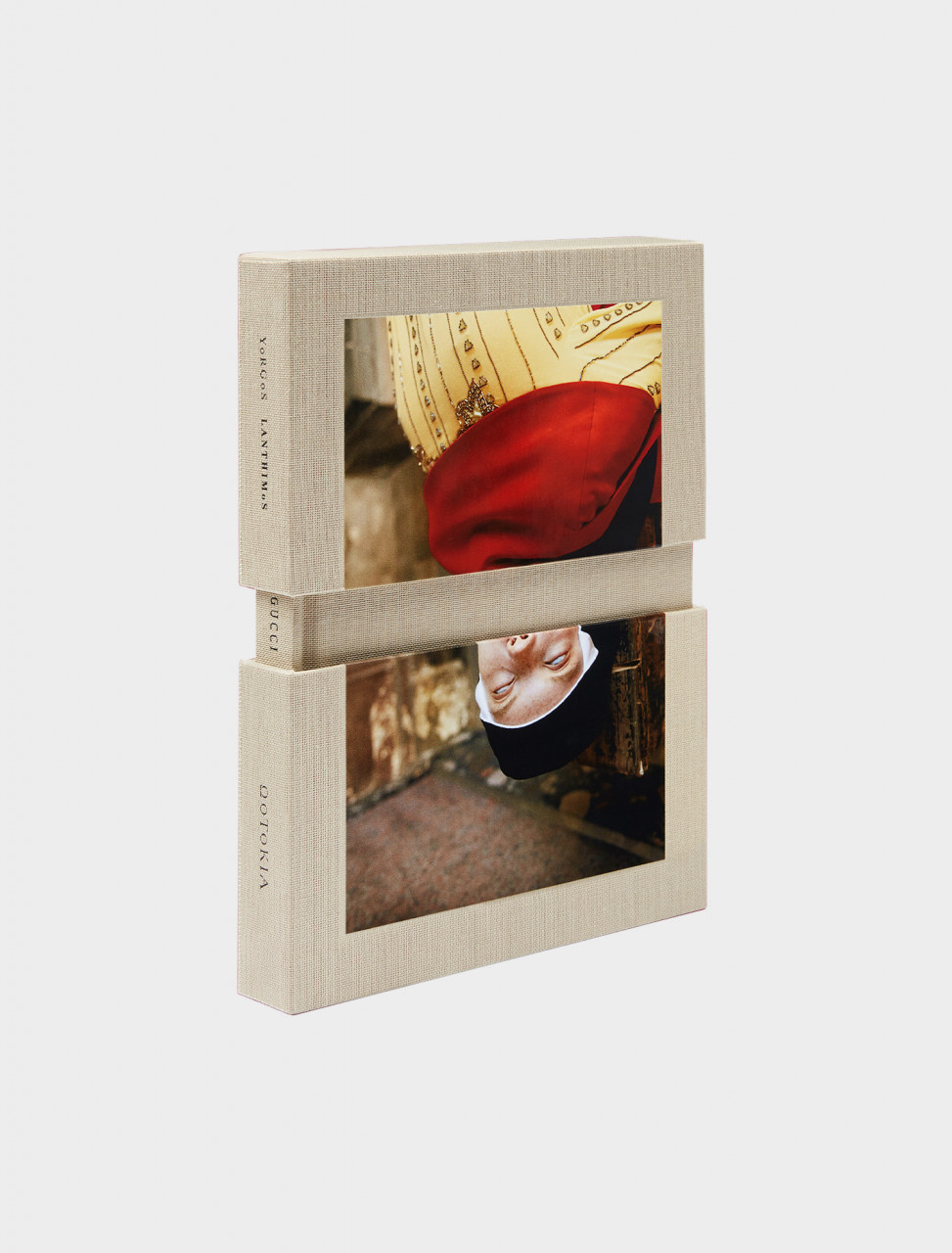 IDEA Books ltd Oviparity by Gucci and Yorgos Lanthimos