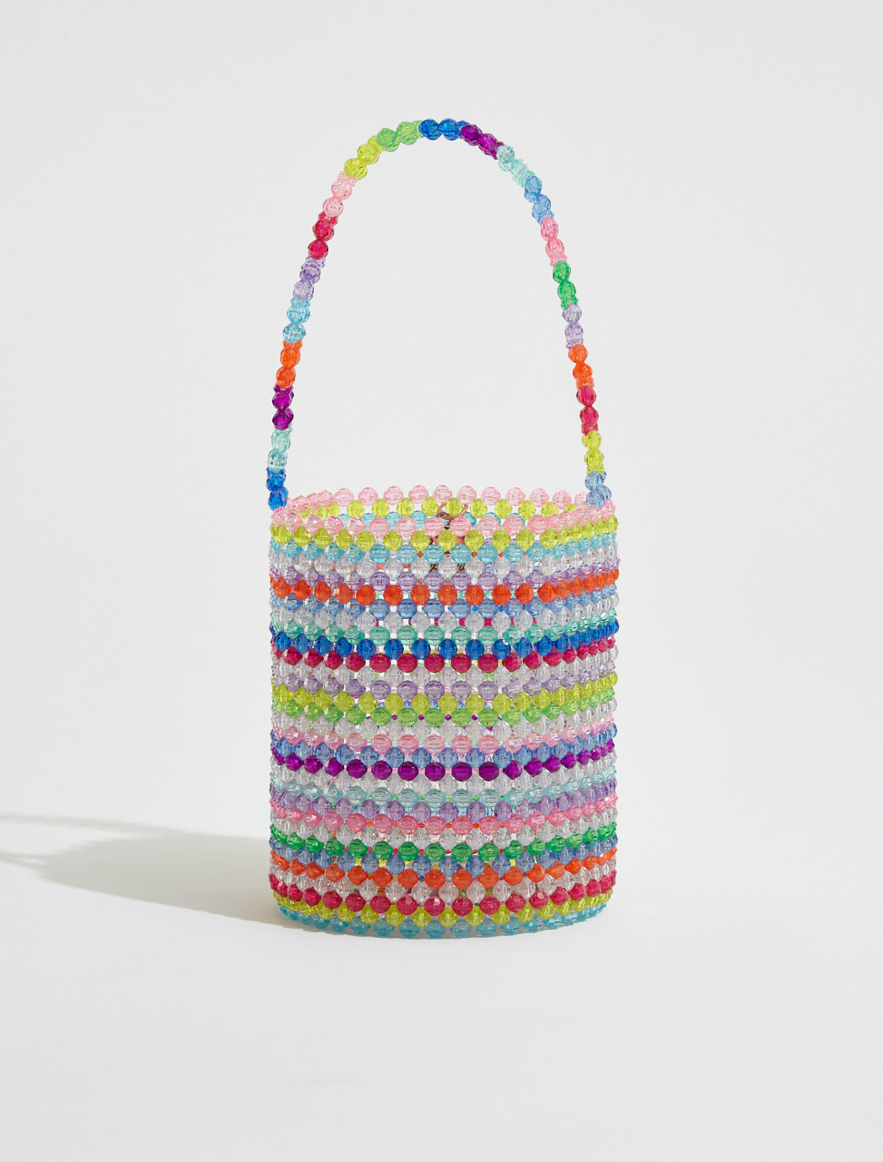 310-BAG-0068 SUSAN ALEXANDRA MERRY BUCKET BAG MULTI