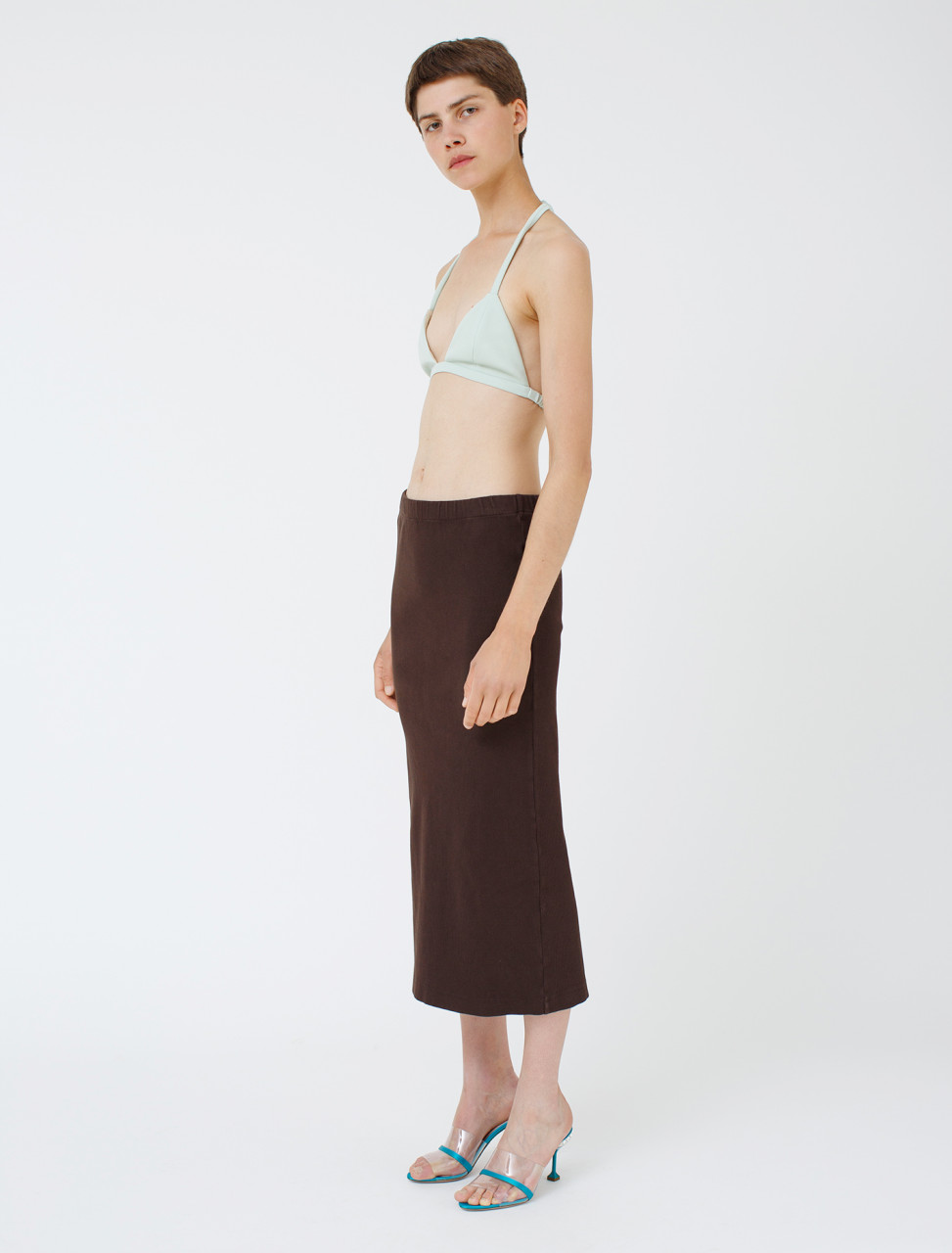 90f197cccd Our Legacy Rib Tube Skirt | Voo Store Berlin | Worldwide Shipping