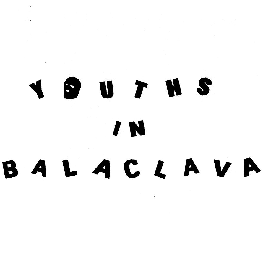 Youths in Balaclava