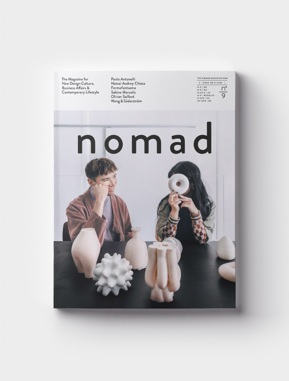 977251307100609 NOMAD ISSUE 9
