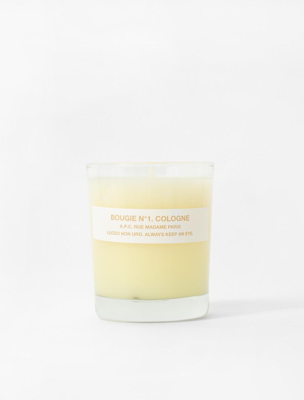 Bougie Parfumée No. 1 - Cologne