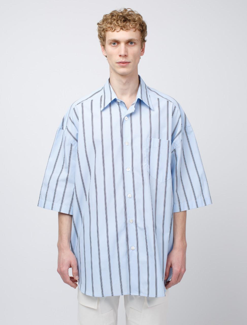 Oversized Pocket Shirt