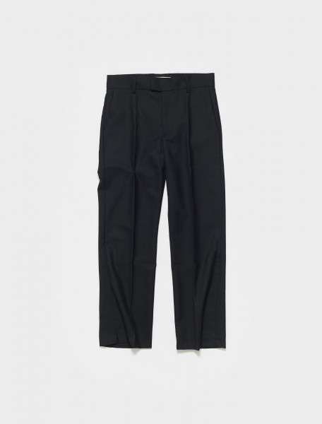 MST-B SEFR MIKE SUIT TROUSERS BLACK