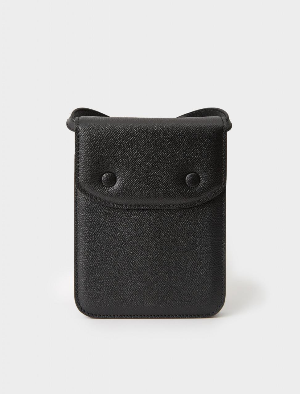 S35WG0159-T8013 MAISON MARGIELA SHOULDER BAG BLACK
