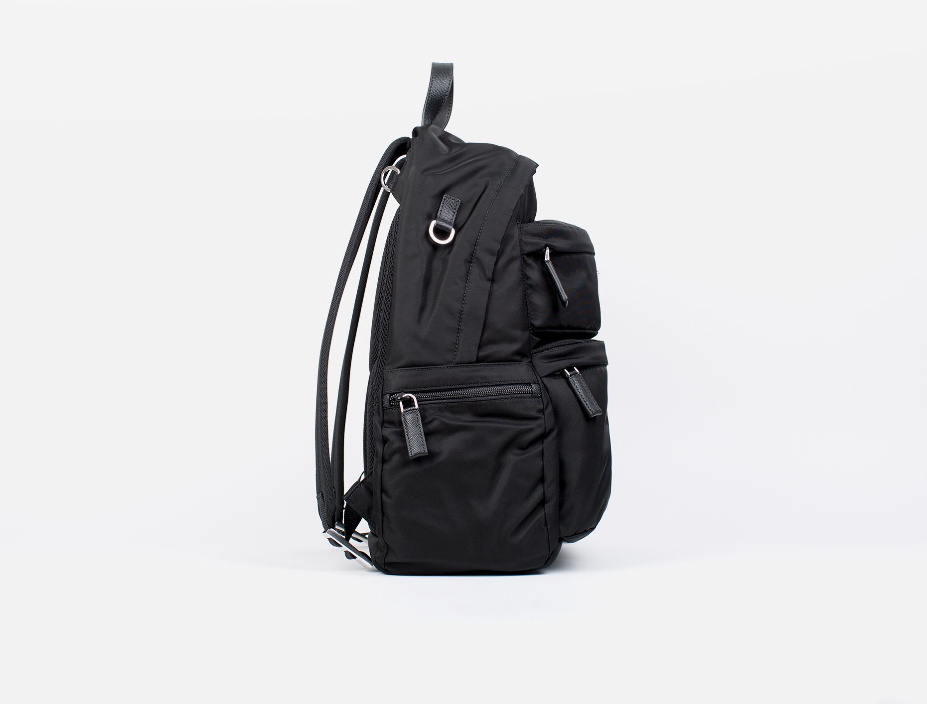 1dc43ef82f12 Prada Tessuto Montagna Nylon Backpack   Voo Store Berlin   Worldwide ...