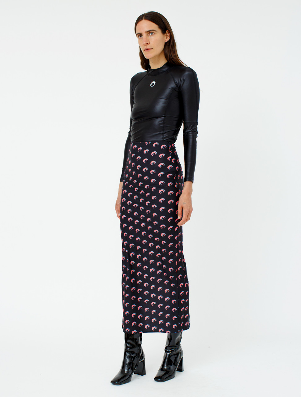 Long Tube Skirt