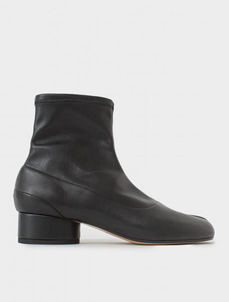 Maison Margiela Tabi Sock Boot in Black