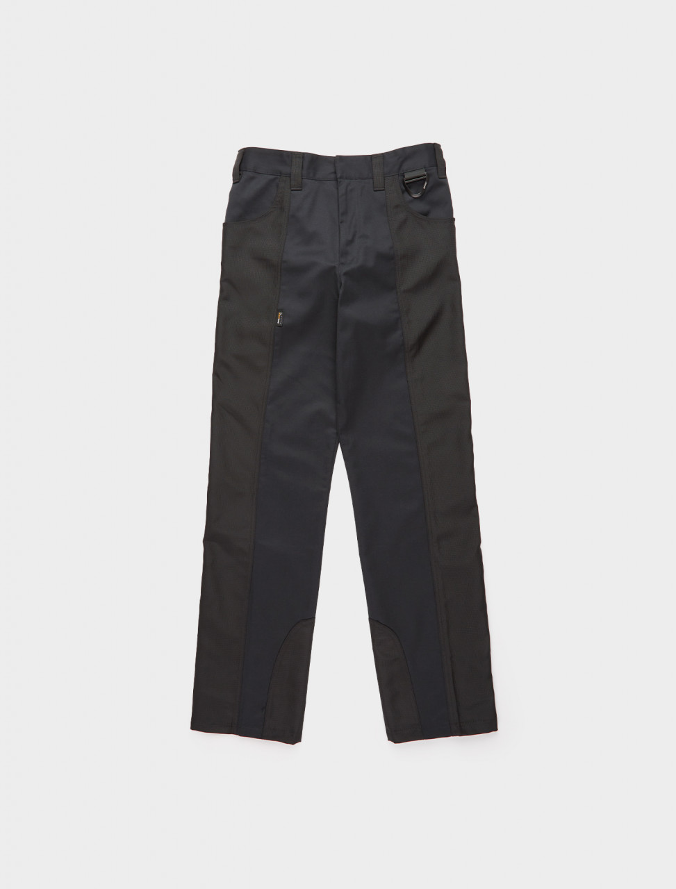 347-AW20TR03-B AFFIX DUO TONE WORK PANTS BLACK