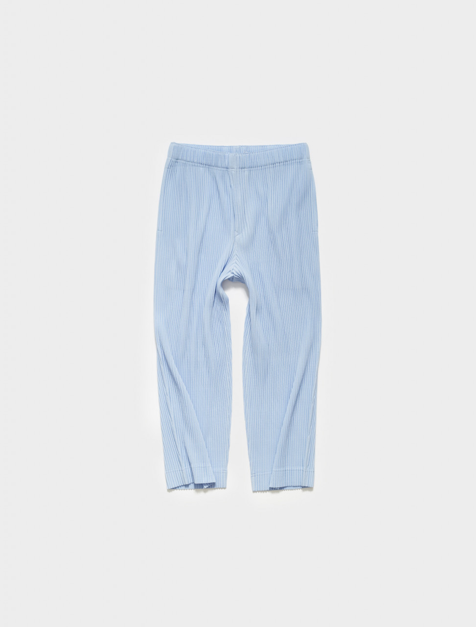 HP16JF149-71 HOMME PLISSE ISSEY MIYAKE Pleated Trousers in Saxe Blue