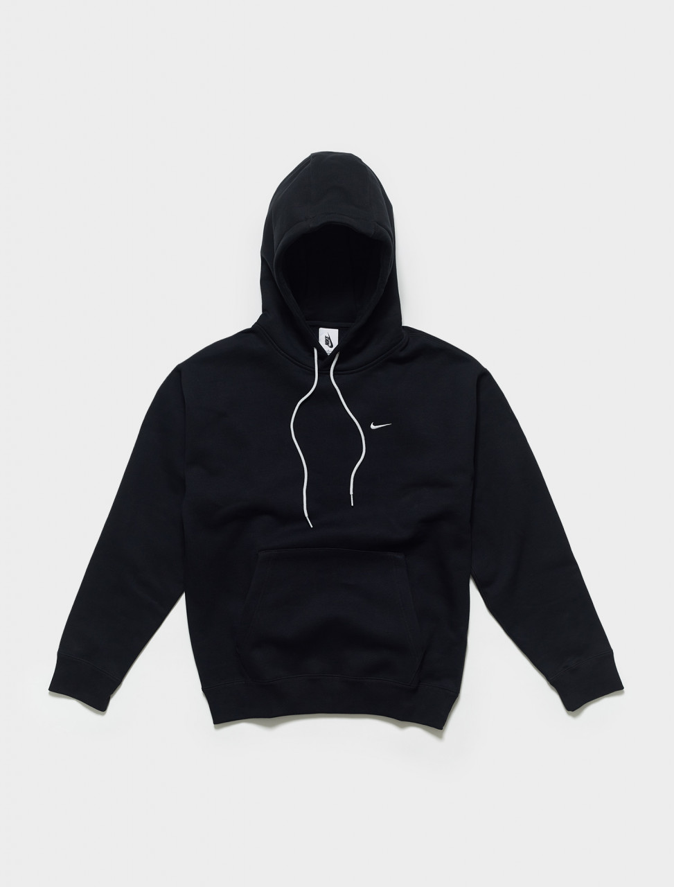 CV0552-010 NIKE NRG FLEECE HOODIE IN BLACK