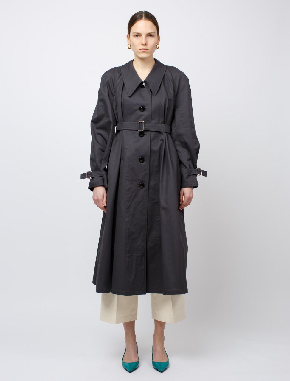 Cotton Overcoat