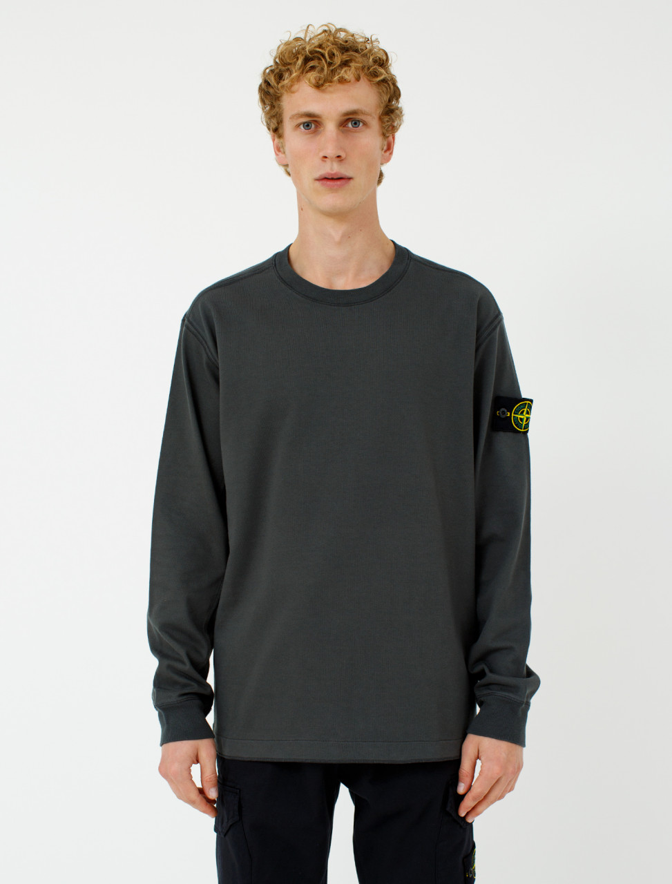 Sweatshirt in Dark Grey