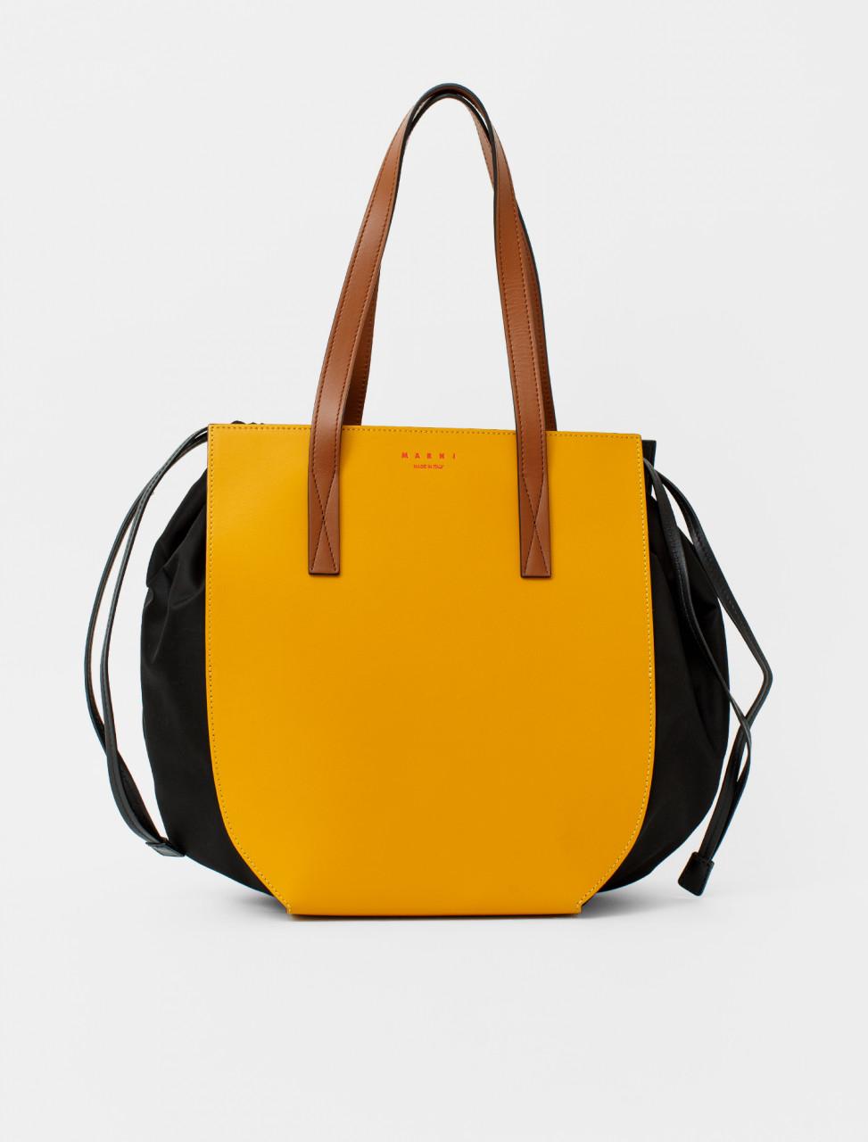 Gusset Shopping Bag