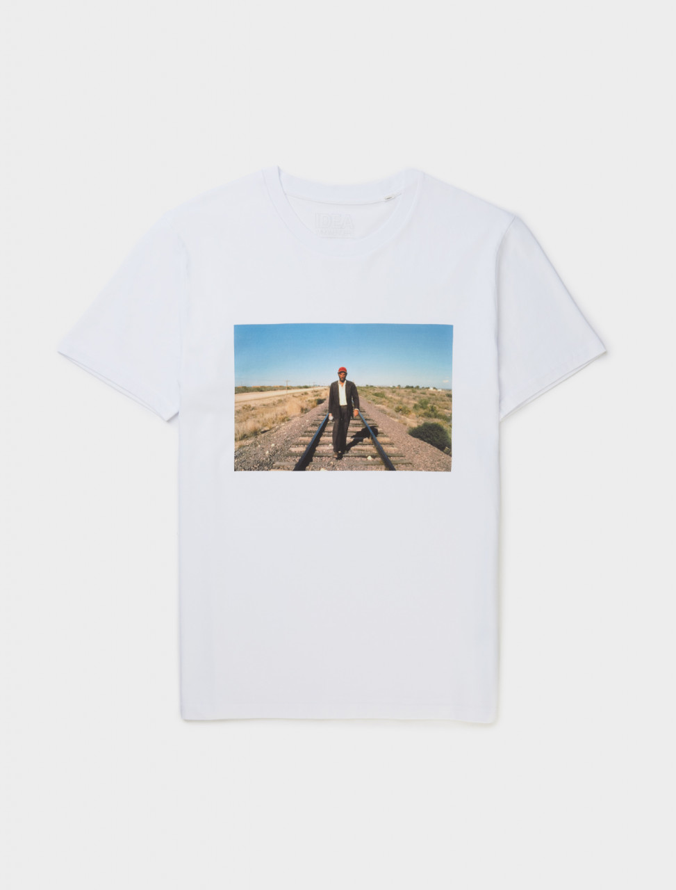 IDEA Books ltd Wim Wenders PARIS, TEXAS Harry Dean Stanton Tee Front