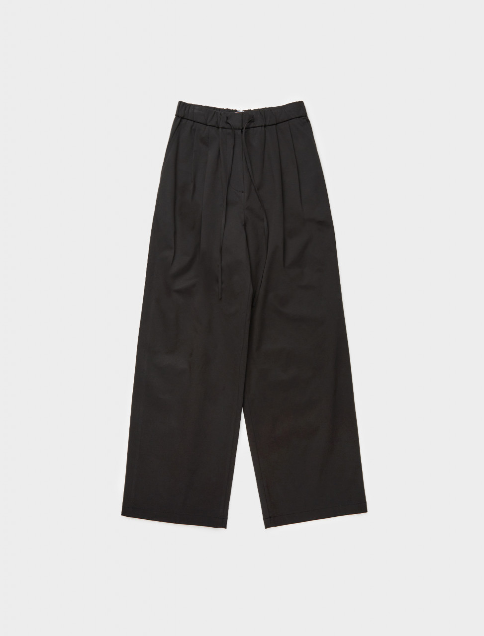 353-AM20FW03PT AMOMENTO DRAWSTRING WIDE TROUSER